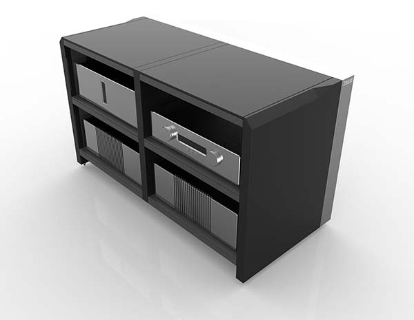 smd ambitious mk2 hifi racks thixar. Black Bedroom Furniture Sets. Home Design Ideas
